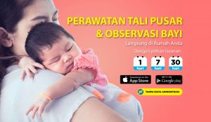 baby care, perawat bayi, baby sitting, baby sitter, medi-call, medicall