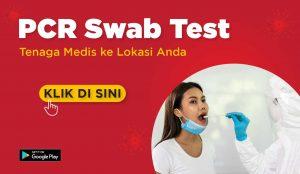 PCR Swab Test Medi-Call