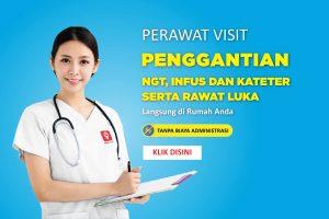 home visit perawat, perawat home visit, perawat ke rumah, perawat visit, perawat ke rumah anda, medi-call, medicall