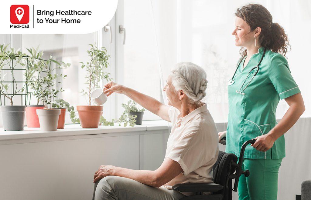 Tugas Dan Peran Perawat Home Care Untuk Keluarga Di Rumah