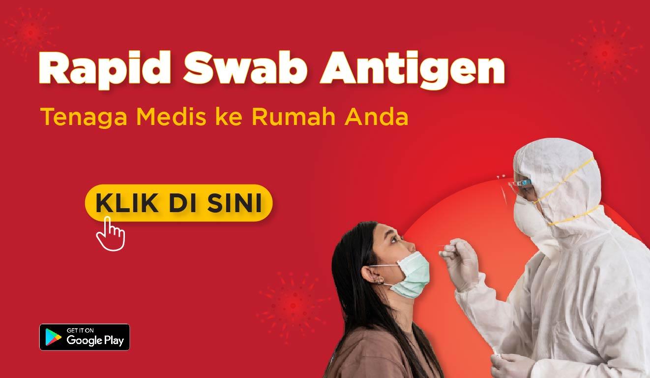 Swab Antigen Test Medi-Call