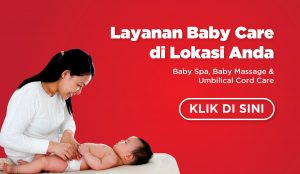 Medi-Call Perawat Bayi Baby Care 24 Jam ke Rumah