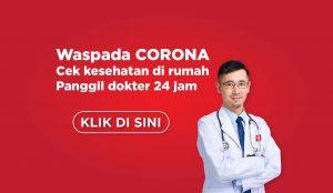 Waspada Corona, Corona Virus, Medicall, Medi-Call