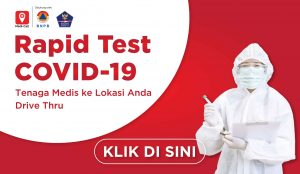 Rapid test covid-19, Medicall, Medi-Call, Corona