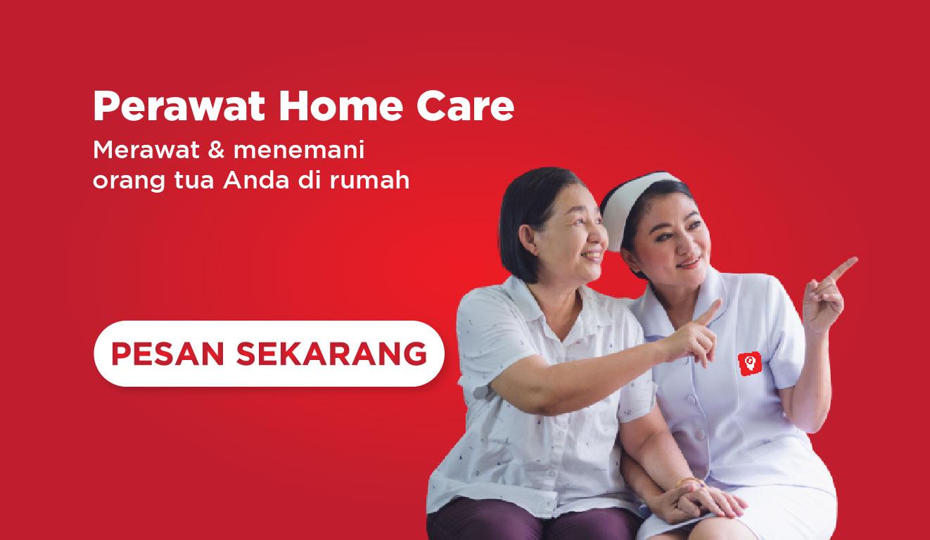 medi-call perawat home care caregiver home visit perawatan luka