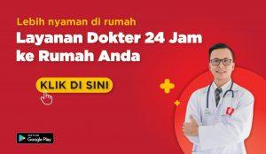 Dokter 24 Jam Ke Rumah Anda Medi-Call