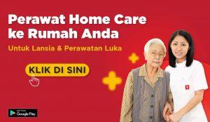 Perawat Home Care dan Perawat Luka Medi-Call
